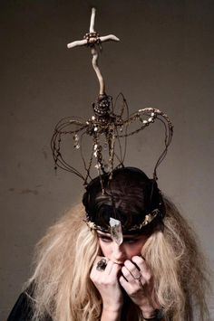 Taxil Hoax Couture Crown