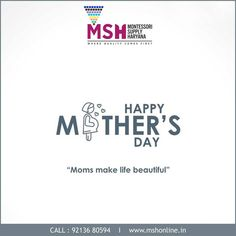 Mother is the name for God in the lips and hearts of little children. And to remember her on Mother's day will make her feel more special, we wishes all the moms a very Happy Mother's Day Happy Mothers Day Mom, Little Children, First They Came, Wish, Hearts, Names, God, Feelings, How To Make