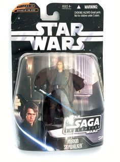 Star Wars: Saga Collection –  Anakin Skywalker (Revenge Of The Sith)  Hasbro  Star Wars, Star Wars SAGA www.detoyboys.nl
