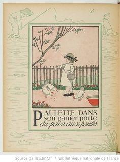 Alphabet en images : 31 gravures en couleur / par Marie-Madeleine Franc-Nohain - 24