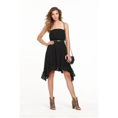 35362a23f7d61 Strapless Floral Lace Dress rockin this number on New Years  )