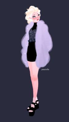 Elsa by punziella
