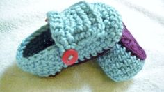Buccaneer Booties 0 to 3 months by LOOPseventyseven on Etsy, $10.00