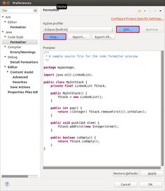 Eclipse IDE and java tutorial from Vogella.