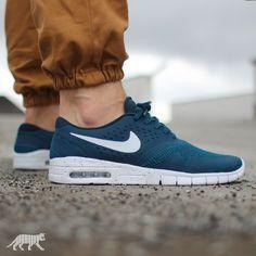 Nike SB Eric Koston 2 Max: Navy/White