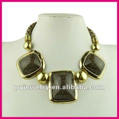 Cheap Chunky Cowgirl Jewelry | 2012 Cheap Big Chunky Collar Necklace,Wholesale Fashion Jewelry, View ...