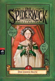 Die Spiderwick Geheimnisse - Der eiserne Baum: Band 4: Amazon.de: Holly Black, Tony DiTerlizzi, Anne Brauner: Bücher