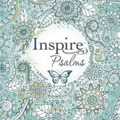 Inspire - Psalms: Coloring & Creative Journaling Through the Psalms