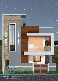 2 Storey House Design, Duplex House Design, Apartment Design, Home Window Grill Design, Small House Interior Design, Single Floor House Design, House Front Design, Front Elevation Designs, House Elevation
