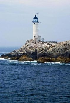 White Island Lighthouse, Rye, NH 10 must-see lighthouses in New England - Magazine - The Boston Globe