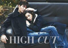 Lee Min Ho - High Cut Magazine Vol.137 - 141108