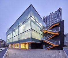 Gallery - San Wayao Community Sports Center / CSWADI - 2