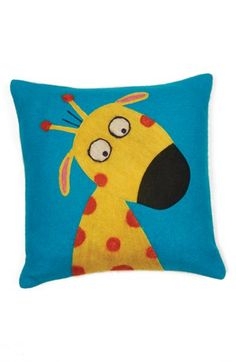 AMITY HOME 'Funny Giraffe' Decorative Pillow available at #Nordstrom Sale: $31.90 After Sale: $49.00 Item #698993