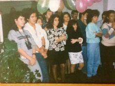 Soninha, Marlene ao centro, meados de 1980