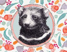 """Check out new work on my @Behance portfolio: """"Australian Natives"""" http://on.be.net/1FRWnke"""