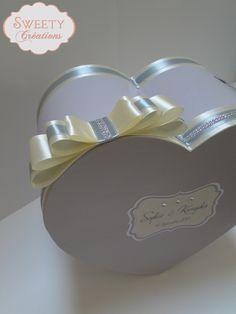 urne mariage gris champagne et strass wedding card box grey and champagne weddingcardbox - Urne Mariage Moto