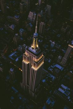 Empire State Building, NYC