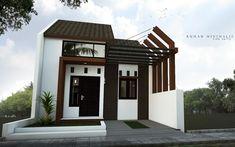 model rumah sederhana tapi mewah 2 lantai terbaru | desain