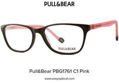 Pull&Bear PBG1761 C1 Pink Wayfarer, Eyewear, Bear, Sunglasses, Pink, Style, Swag, Eyeglasses, Bears