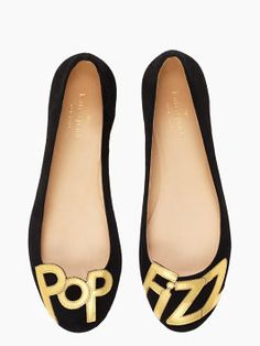 Kate Spade. Fun shoes for the weekend!
