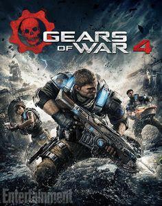 Gears of War 4 release date confirmed, box art revealed