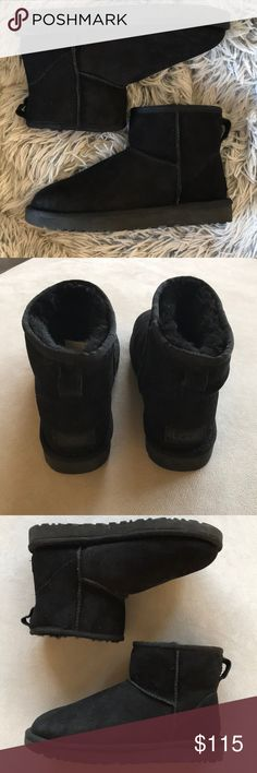 UGG CLASSIC MINI Classic Mini by Ugg. Excellent condition. Worn once. No trades please. UGG Shoes Winter & Rain Boots