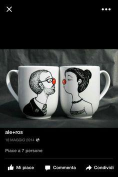 #Rednoise #clown #funny #original #mug #illustration #wedding #present #weddingidea #artandcraft #handmade #handrawing #madebyme #artillustration #blackandwhite