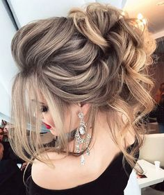 Elstile Long Wedding Hairstyle Inspiration ❤️ http://www.deerpearlflowers.com/elstile-long-wedding-hairstyle-inspiration/4/