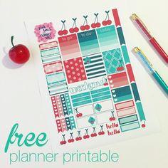 Printables | Pink Bows & Twinkle Toes