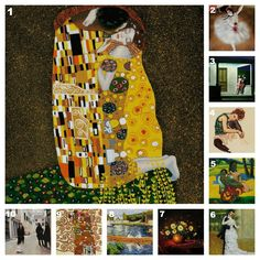 """The 2013 Top 10 Romantic Oil Paintings according to overstockArt.com's statistics are: """"The Kiss,"""" Gustav Klimt """"Star Dancer,"""" Edgar Degas """"Summer Evening,"""" Edward Hopper """"The Artist's Wife,"""" Egon Schiele """"When Will you Marry?,"""" Paul Gauguin """"Dance in the City,"""" Pierre-Auguste Renoir """"Yellow Daisies in a Bowl,"""" Martin Johnson Heade """"Boating on the Seine,"""" Pierre-Auguste Renoir Fulfillment (The Embrace),"""" Gustav Klimt """"Street in Venice,"""" John Singer Sargent"""