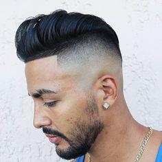 """Páči sa mi to: 348, komentáre: 1 – ✳ MEN'S HAIRSTYLES 2018 ✳ (@hairstylesmenofficial) na Instagrame: """"Follow us: 👇 @hairstylesmenofficial 👈 & tag us @hairstylesmenofficial & #hairtsylesmenofficial to…"""""""