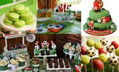 football cricket theme | Bookeventz | #birthday #boys #theme #cricket #party