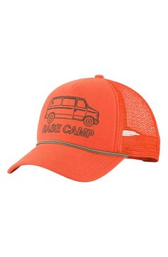 The North Face  Cross Stitch  Trucker Hat The North Face 8c771f4ec284