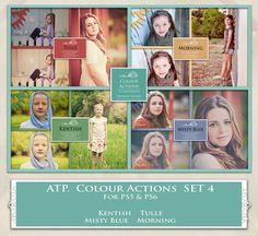ATP. Color Actions SET 4 by AllThingsPrecious.deviantart.com on @DeviantArt