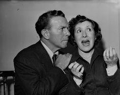 L for legends: Gracie Allen & George Burns