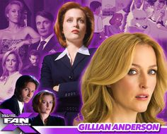 *PIN to WIN* Meet Gillian Anderson at #FANX16! FBI Special Agent Dana Scully in The X-Files & more! #utah