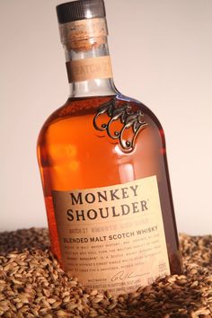 Individualists like to stand apart. Consider Monkey Shoulder's single malt as a holiday gift.