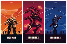 The Geeky Nerfherder: #CoolArt: 'Man Of Iron' by Rico Jr