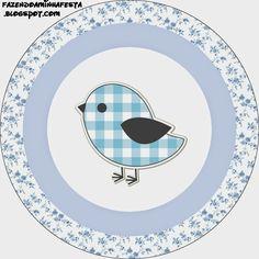 Blue Bird: Free Printable Candy Bar Labels.