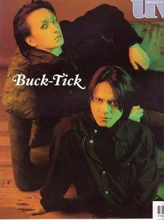 Hisashi Imai and Atsushi Sakurai. Buck-Tick