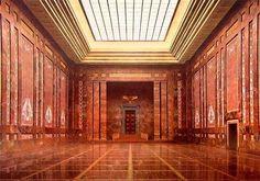Albert Speer Blueprints | Leon Krier, Albert Speer - Architecture (Monacelli Press, 2013)
