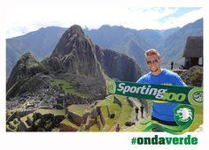 David Martins, Machu Picchu, Cusco (via e-mail)