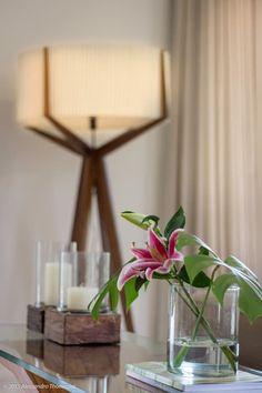 Salas de estilo moderno por Adriana Leal Interiores