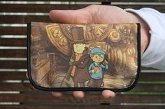 Professor Layton Nintendo 3DS XL and LL by KickassCases on Etsy