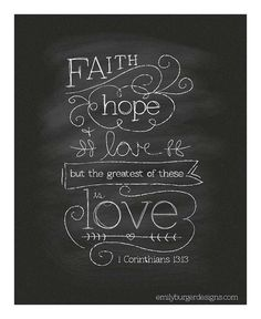 I love this verse! This print would be great for a living room, entry way, bathroom, or anywhere in your house! It would also make a great