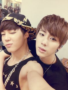 BTS ~ before anyone says to themself. They are NOT gay.