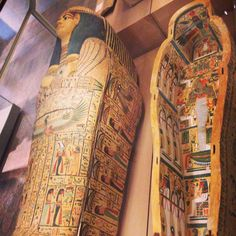 Sarcófagos egipcios