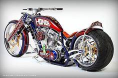 Geico Armed Forces bike Paul Jr. Designs