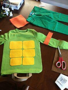Como elaborar un Disfraz de Halloween para tu Hijo hecho en Casa