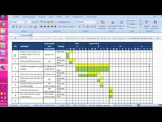 Y Words, Travel Itinerary Template, Training And Development, Microsoft Excel, Civil Engineering, Study Tips, Project Management, Chemistry, Periodic Table